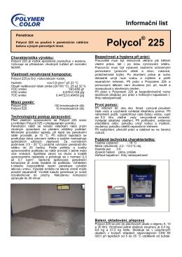 Polycol ® 225