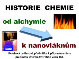 Chemický průmysl v českých zemích