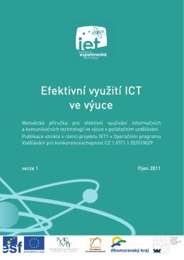 ICT pro učitele - metodická příručka - UTEE