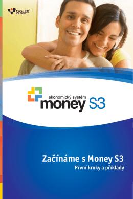Začínáme s Money S3