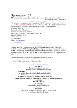 Spravodaj c 157 - szcpv