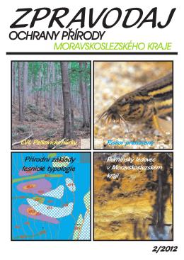 2/2012 - Jednotný informační a komunikační systém ochrany přírody