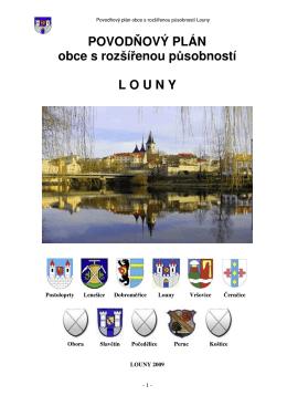 PP ORP Louny - Městský úřad Louny