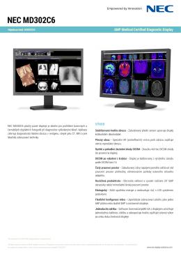 NEC MD302C6 Datasheet