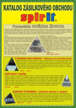 Pyramida HVĚZDA ŽIVOTA