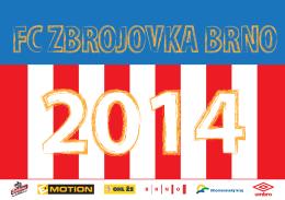 FCZB kalendář náhled_2014.pdf - FC Zbrojovka Brno