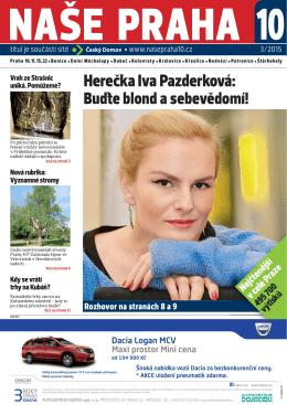 NP10 - Naše Praha 10