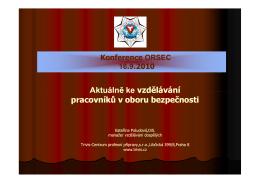 017_Aktuálně ke vzdělávání pracovníků v oboru bezpečnosti