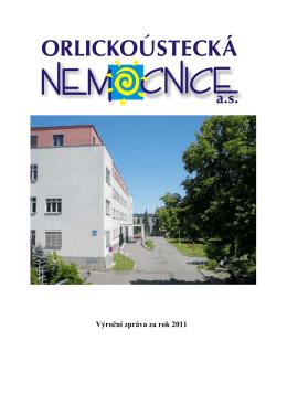 Výroční zpráva 2011 (PDF verze, 0600 KB)
