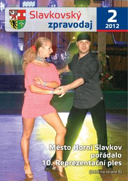 Slavkovský zpravodaj - únor 2012
