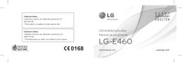 LG-E460 - Dexa.cz