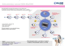 Sds_macro - Měření Energie