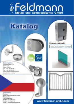 Stáhnout 2012 Katalog nerez produktů s cenami v CZK