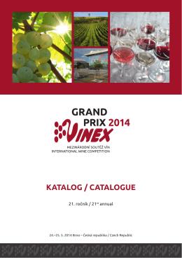 Katalog soutěže (pdf)