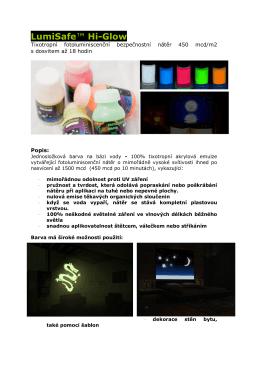 LumiSafe™ Hi-Glow