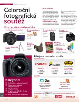 soutěž - Centrum FotoŠkoda