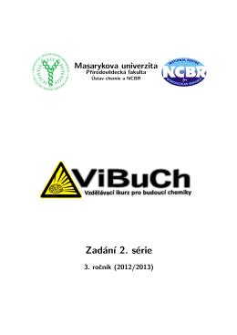 Zadání - ViBuCh