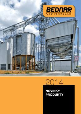 produktový katalog - produkty, novinky 2014