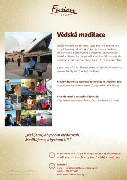 Védská meditace | PDF