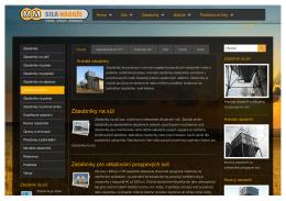 Zásobníky na sůl | Sila a nádrže