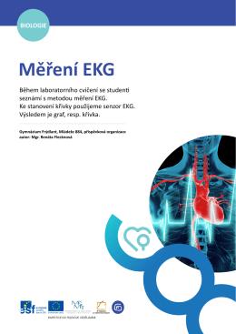 Měření EKG