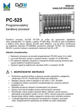 PC-525 - Antech