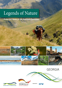Legends of Nature - Caucasus Nature Fund