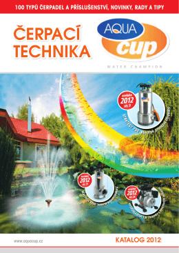 Aquacup katalog