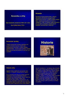 Cihly a keramika pom.pdf - Ústav stavebního zkušebnictví
