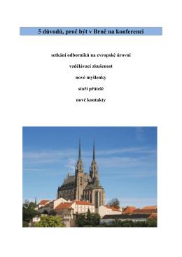 program konference - Lenfeldovy a Höklovy dny