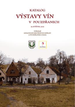 výstavy vín - Výstava vín Pouzdřany