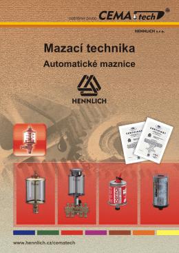 INFO - Automatické maznice_pro tisk do PDF - Cematech
