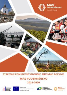 Strategie komunitně vedeného místního rozvoje MAS Podbrněnsko