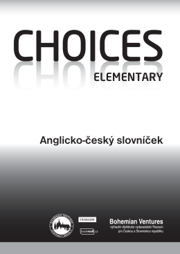 choices – elementary