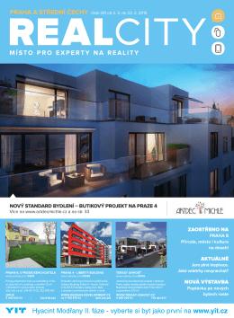 zaostřeno na aktuálně nová výstavba nový standard bydlení