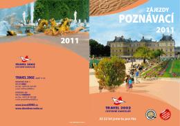 ZÁJEZDY - Travel 2002