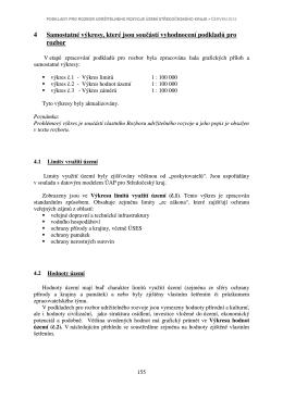 2.úplná aktualizace ÚAP StčK, 2013/06, Vyhodnocení