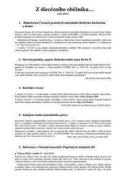 září 2012 - farnost Milonice