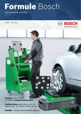 Formule Bosch 3/2010 (PDF)