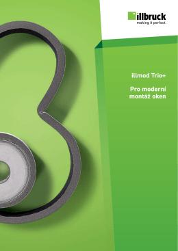 illmod Trio+ Pro moderní montáž oken