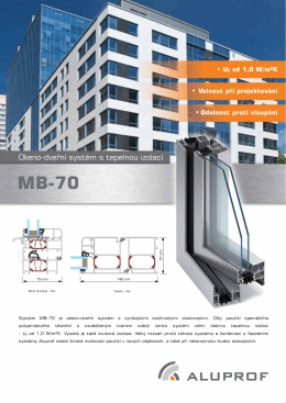 MB 70.pdf - Okna Intos