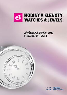 Soutěž Šperk roku 2013 - CZECH OPEN
