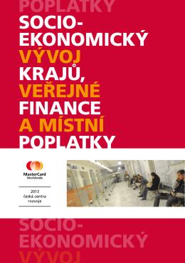 ekonomický vývoj POPLATKY - Mastercard česká centra rozvoje