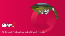 prezentace stanice Šlágr TV