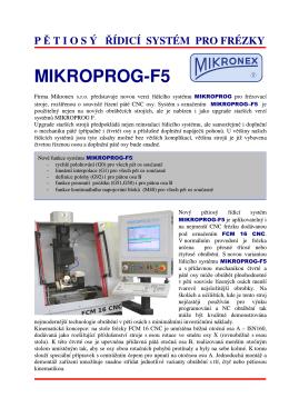 MIKROPROG-F5