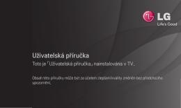 Návod k obsluze - ElektroVolume.cz