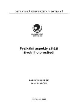 212_FAEZP I.pdf - Ostravská univerzita v Ostravě
