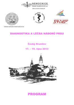 Program JOD - Nemocnice České Budějovice