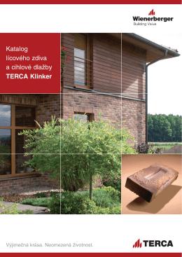 Katalog TERCA Klinker