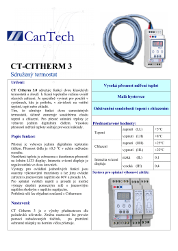 CT Citherm 3.0